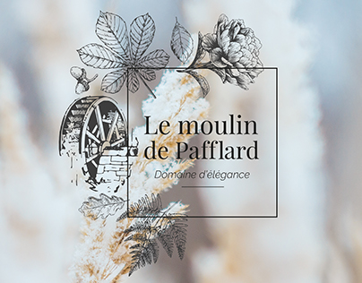 Le Moulin de Pafflard - logo