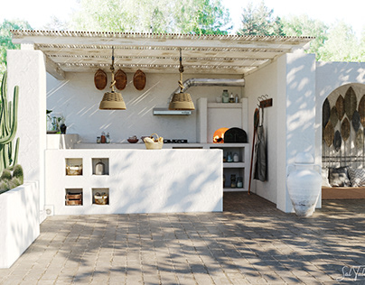 Mediterranean Villa.