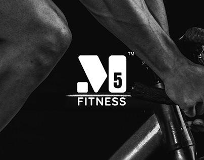 M5 Fitness - Branding & Identity Design