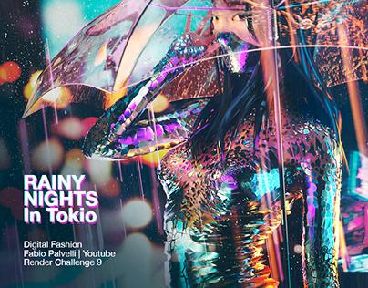 RAINY NIGHTS IN TOKYO