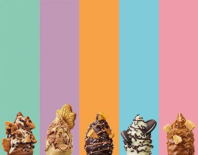 Chocolats Favoris - Affiche publicitaire