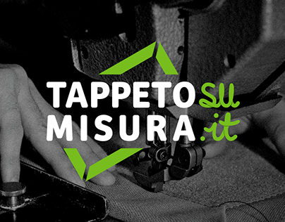 TappetoSuMisura.it Branding