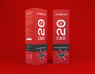 RealCBD - Box Packaging