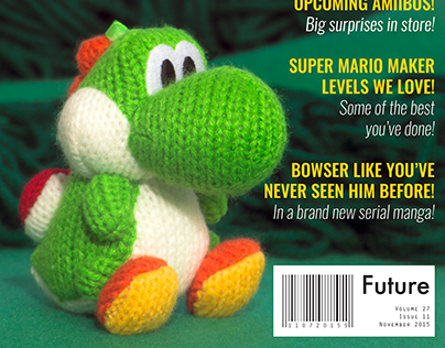 What Could Have Been: Nintendo Power Mock Cover