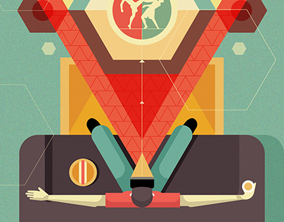 Graphic illustration collection