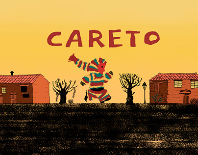 Careto | Game about a Portuguese folklore