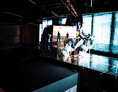 Cyberpunk Museum/Museu cyberpunk