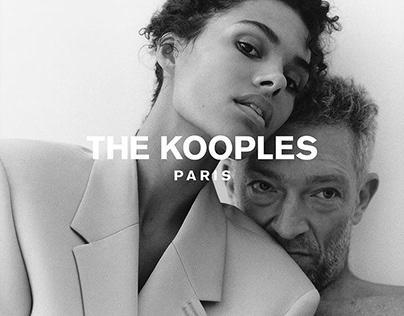 The Kooples - Website Redesign