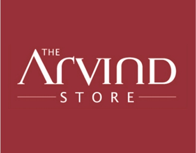 Digital idea for The Arvind Store