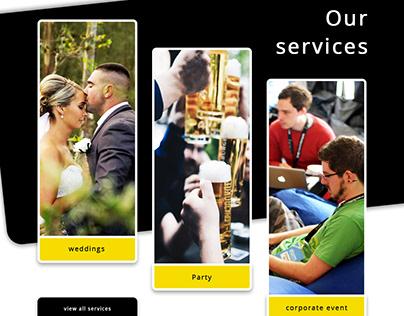 EMRG Media webpage