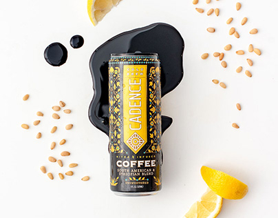 Cadence Cold Brew Flavor Profiles Styled Product Photos