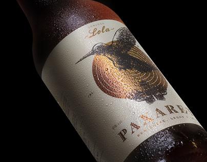 PAXARETE — BEER