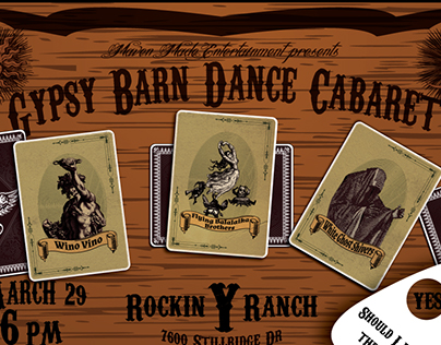 Gypsy Barn Dance Cabaret