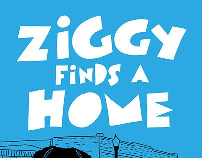 Ziggy Finds a Home - children's book