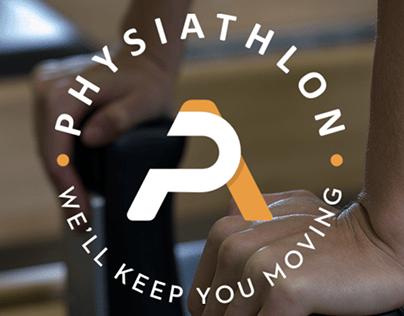 Physiathlon | Web Design