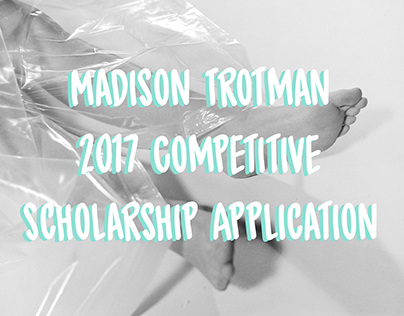 MICA 2017 Competitive Scholarship
