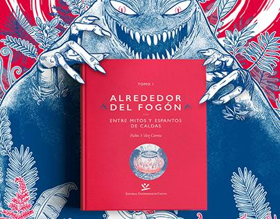 Libro Alrededor del Fogón I · Editorial