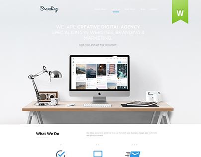 Development Agency Web Design