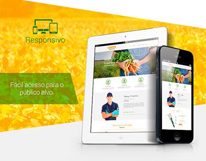 Agroneo - Website