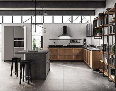 Kitchen space 2020
