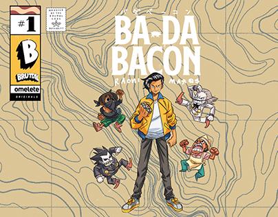 Ba-da Bacon (manga)