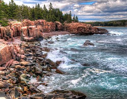 Steven Mesia Acadia Park Blog