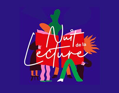 Nuit de la lecture - Métropole de Lyon