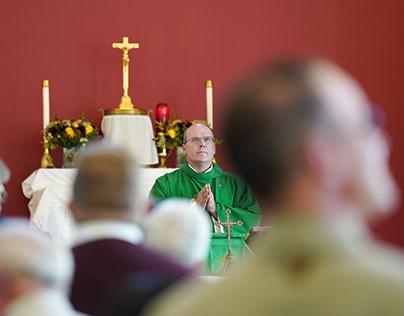 St. John Paul II Opening Mass