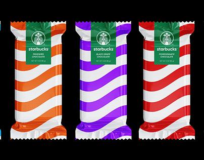 Starbucks Minimal Corporate Identity