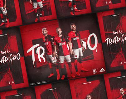 Tradição - Flamengo Alternate Kit | 2020