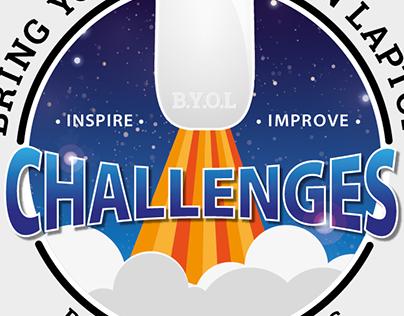 B.Y.O.L Challenges Logo