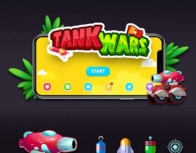 Game Art - Tank Wars