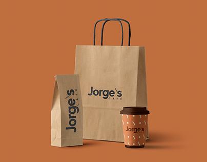 Jorge's Café Brand Identity