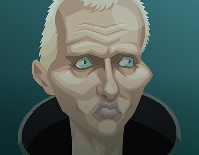 Roy Batty from Blade Runner