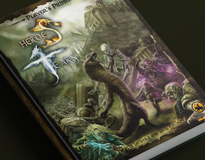 Heroes' Tears Role Playing Game Players' Primer