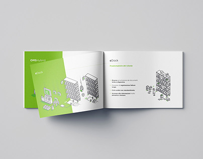 Neopost - Illustrated brochure