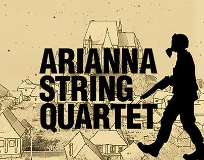 Motion Reel: Arianna String Quartet