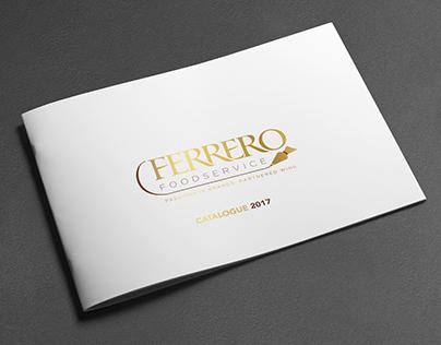 Ferrero - Product Catalogue 2017
