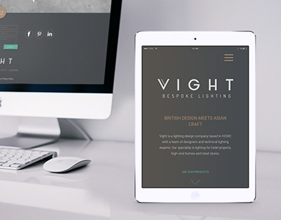 Vight Branding & Website Design