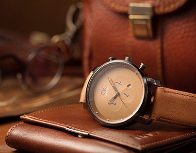 Product Photography for Local Watch Store