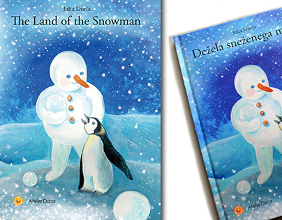 The Land of the Snowman - Picture-book & Illustrations