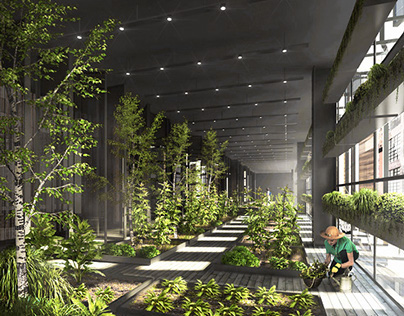 New York City Vertical Farm