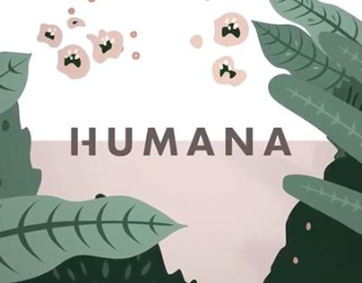 Humana / Campaña de lanzamiento