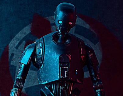 Star Wars - K2SO