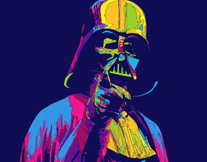 Star Wars in Technicolour