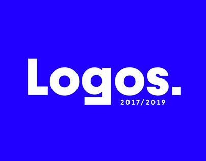 Logofolio 2017 - 2019