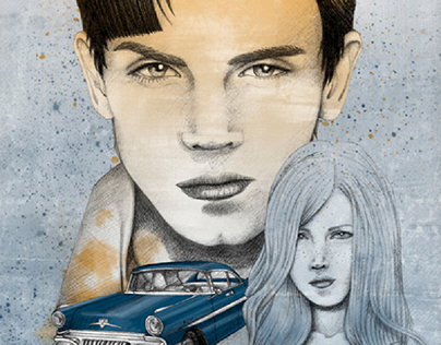 The outsiders (Book/Libro)