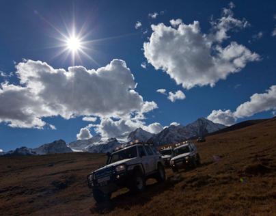Caucasus Panorama