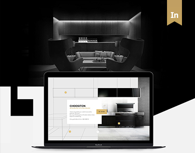 Furniture Creative Website