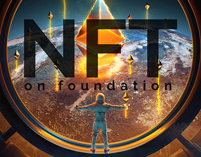 Rising Of Ethereum - NFT ART